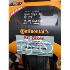 "Continental Speed King RaceSport 27.5x2.20"" folding"