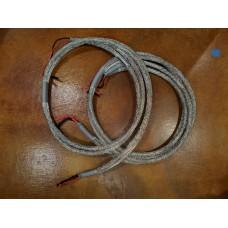 Acoustic Zen Satori Shotgun Biwire 12ft Speaker Cables (Pair)