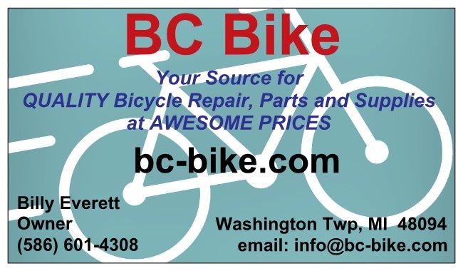 BC Bike